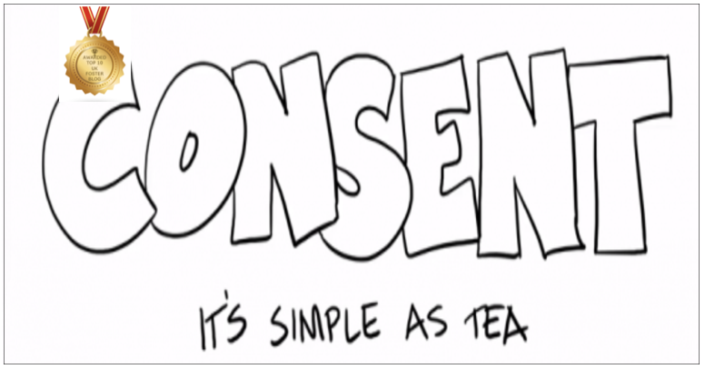 Foster understanding about Consent campaign