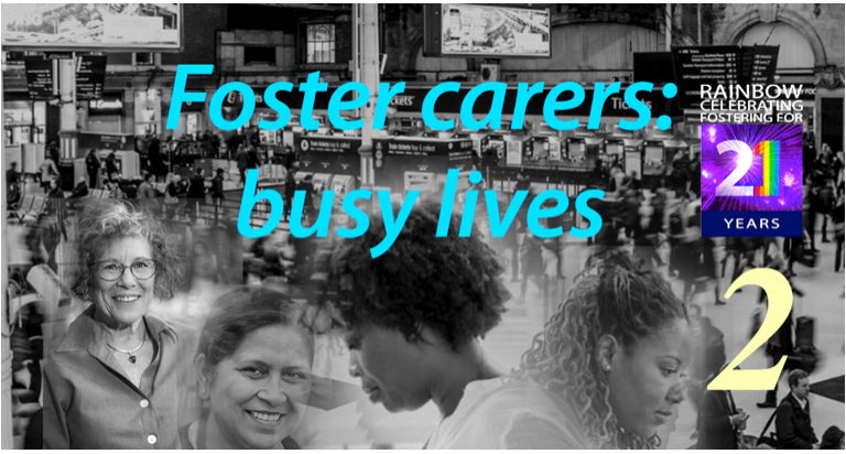 Foster carer Paula shares her story