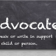Foster carers need to advocate