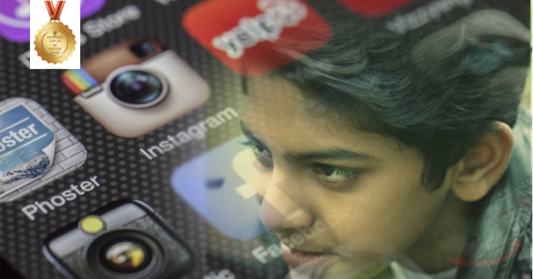 Foster care and social media platforms