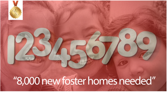 Foster care figures and facts