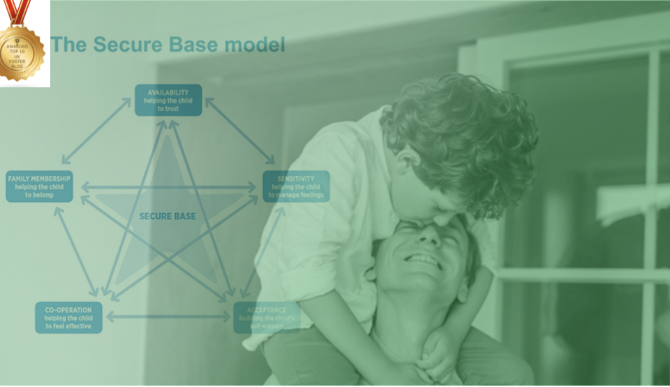 Foster care the secure base model 2